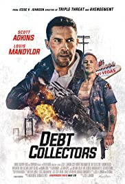 The Debt Collector 2 (2020) cover