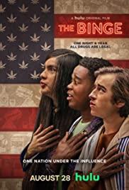 The Binge (2020) cover