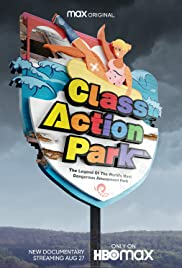 Class Action Park (2020) cover