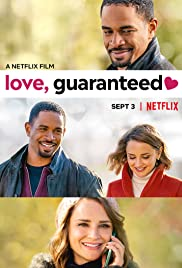 Love, Guaranteed (2020) cover
