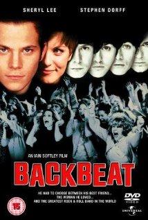 Backbeat 1994 poster