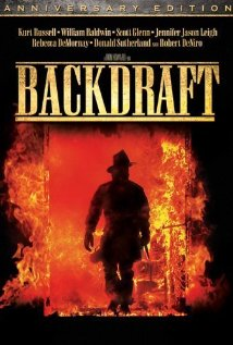 Backdraft (1991) cover
