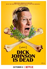 Dick Johnson Is Dead (2020) cover