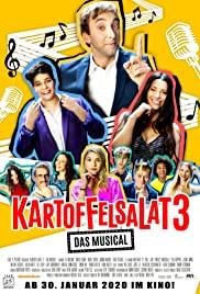 Kartoffelsalat 3 - Das Musical (2020) cover