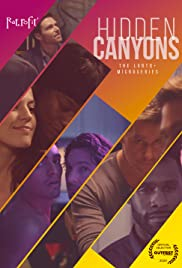 Hidden Canyons (2020) cover