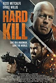 Hard Kill (2020) cover