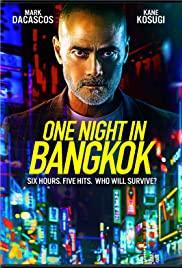 One Night in Bangkok (2020) cover