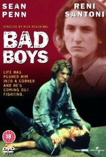 Bad Boys 1983 poster