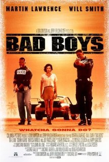 Bad Boys (1995) cover