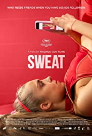 Sweat (2020) cover