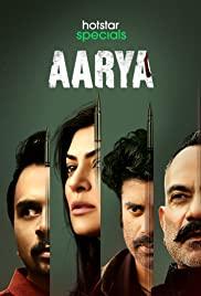 Aarya (2020) cover