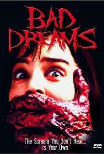 Bad Dreams 1988 poster