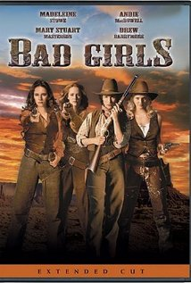 Bad Girls (1994) cover