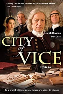 City of Vice 2008 poster