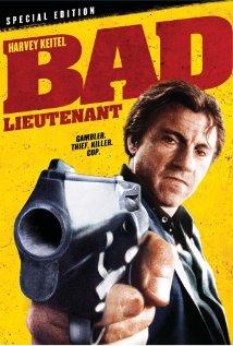 Bad Lieutenant (1992) cover