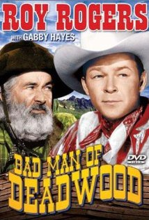 Bad Man of Deadwood (1941) cover