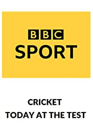 Cricket: Today at the Test 2020 poster