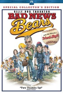 Bad News Bears (2005) cover