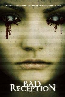 Bad Reception 2009 poster