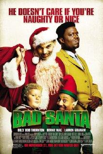 Bad Santa (2003) cover