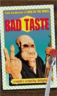Bad Taste (1987) cover