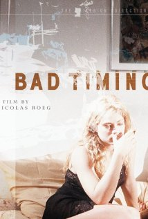 Bad Timing (1980) cover