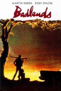 Badlands 1973 poster