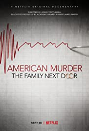American Murder: The Family Next Door (2020) cover