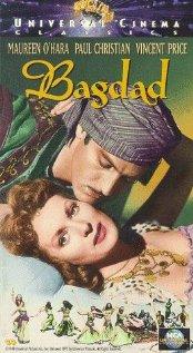 Bagdad (1949) cover