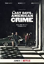 The Last Days of American Crime (2020) cover