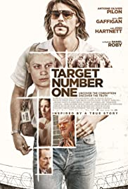 Target Number One (2020) cover