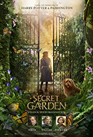 The Secret Garden (2020) cover