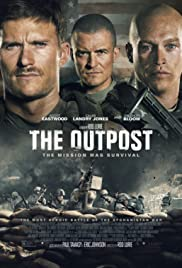 The Outpost (2020) cover