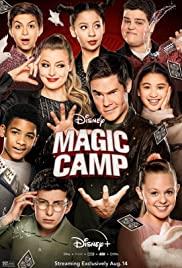 Magic Camp (2020) cover