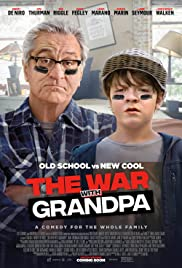 The War with Grandpa (2020) cover