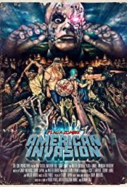 Plaga Zombie: American Invasion (2020) cover