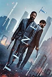 Tenet (2020) cover