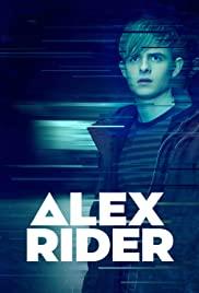 Alex Rider (2020) cover