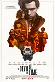 The Devil All the Time 2020 poster