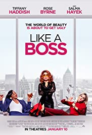 Like a Boss (2020) cover