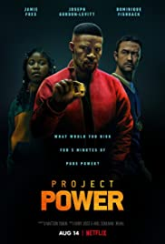 Project Power (2020) cover