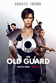 The Old Guard 2020 poster