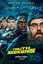 Truth Seekers (2020) cover