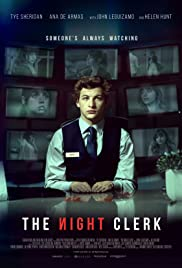 The Night Clerk (2020) cover