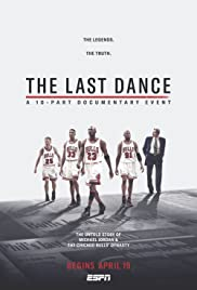 The Last Dance (2020) cover