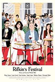 Rifkin's Festival (2020) cover