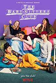The Baby-Sitters Club (2020) cover