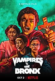 Vampires vs. the Bronx (2020) cover