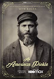 An American Pickle (2020) cover