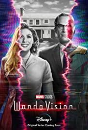 WandaVision 2020 poster